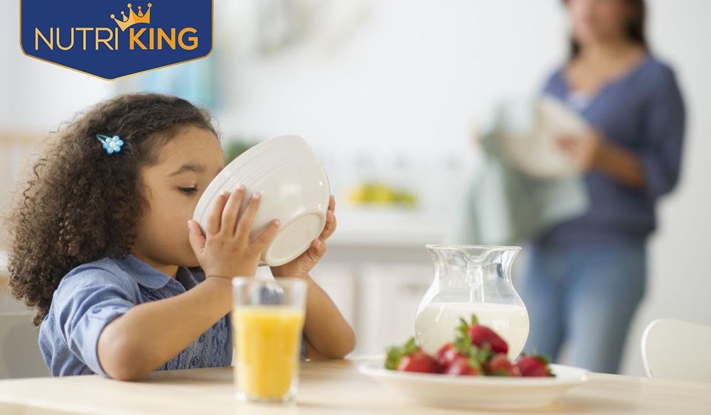 Thực phẩm nào giúp bé tăng cân nhanh chóng và an toàn?