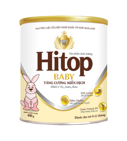 Hitop Baby 400g