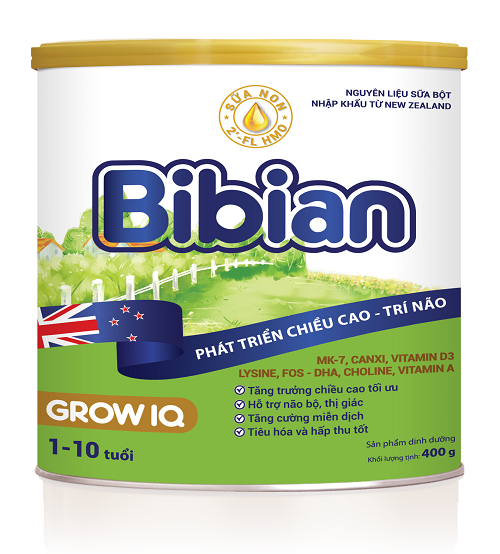 Bibian Grow IQ 400g