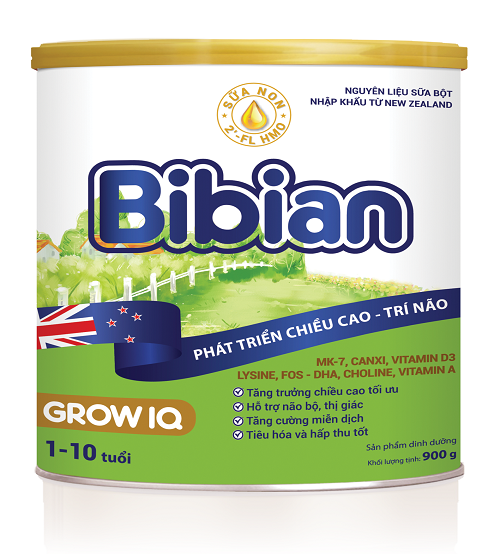 Bibian Grow IQ 900g