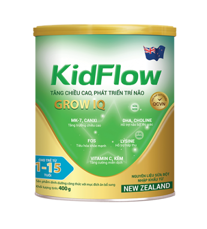 KidFlow Grow IQ 400g