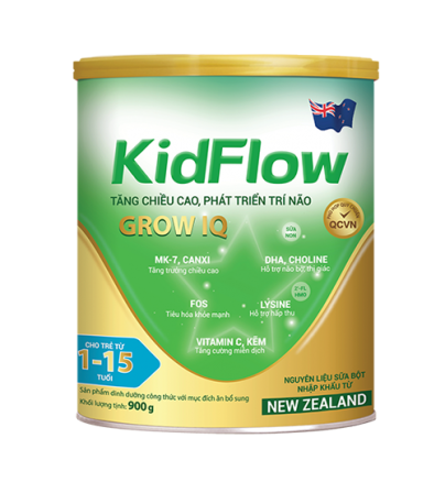KidFlow Grow IQ 900g