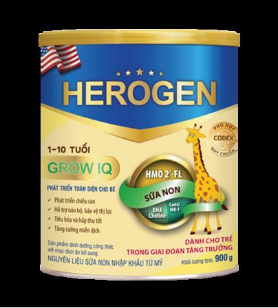 Herogen Grow IQ 900g