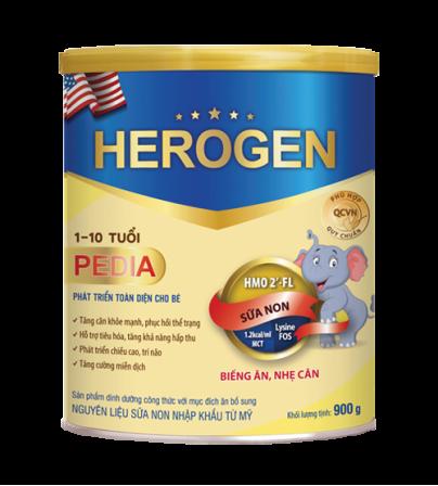 Herogen Pedia 900g